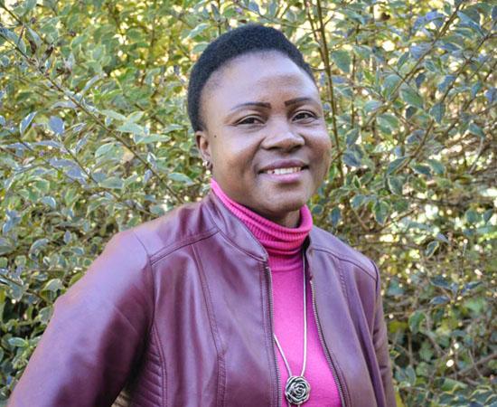 Catherine Zimudzi